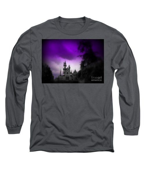 A Spell Cast Once Upon A Time Long Sleeve T-Shirt by Susan Lafleur