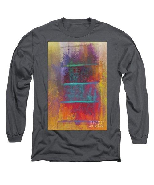 A Splash Of Color Long Sleeve T-Shirt