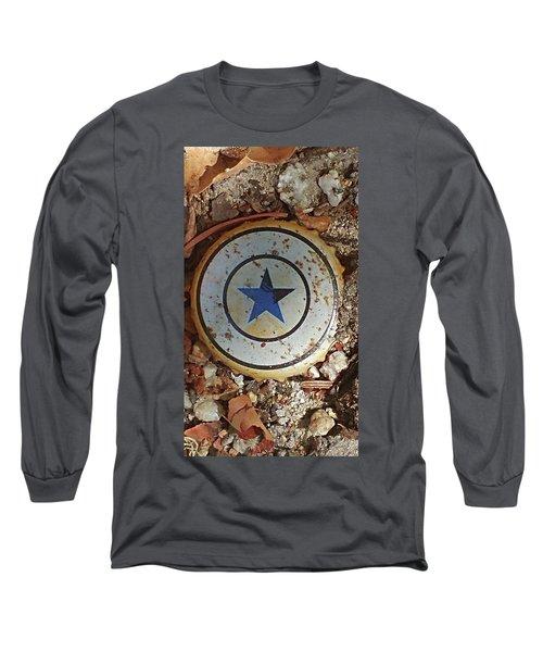 A Star Is Still A Star Even If It's Rusty Long Sleeve T-Shirt