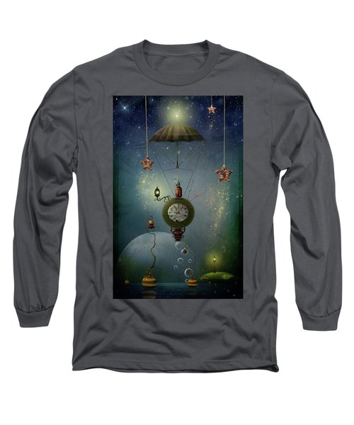 A Stitch In Time Saves Nine Long Sleeve T-Shirt