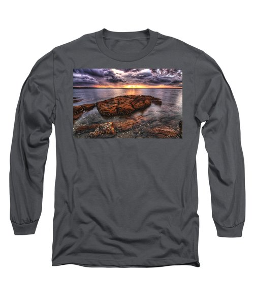 A Storm Is Brewing Long Sleeve T-Shirt