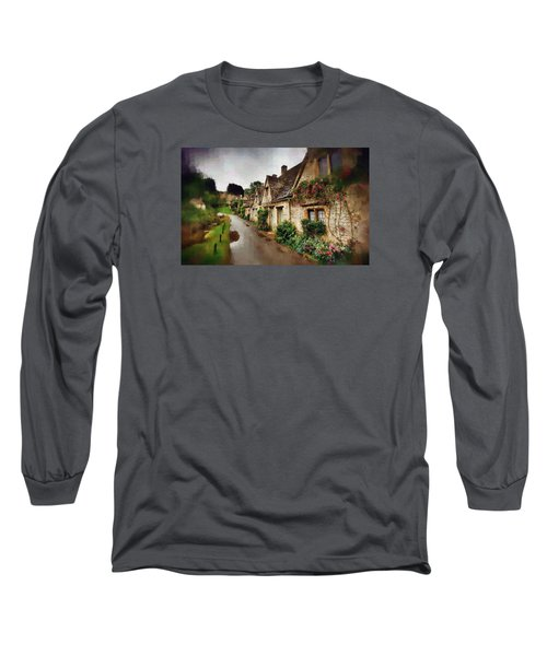 Long Sleeve T-Shirt featuring the photograph A Stroll Down Memory Lane by Mario Carini
