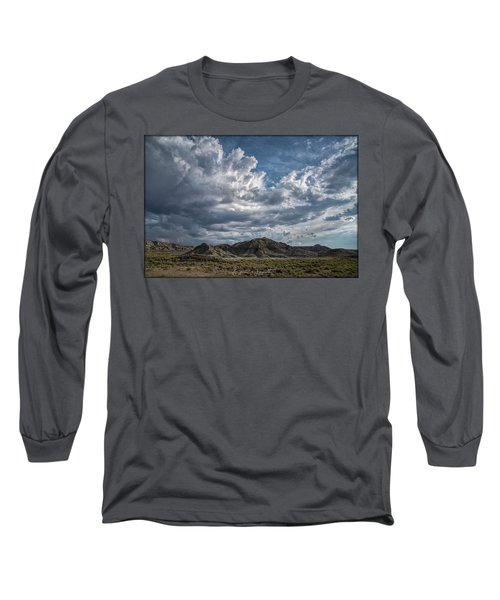 A Summer's Day Long Sleeve T-Shirt