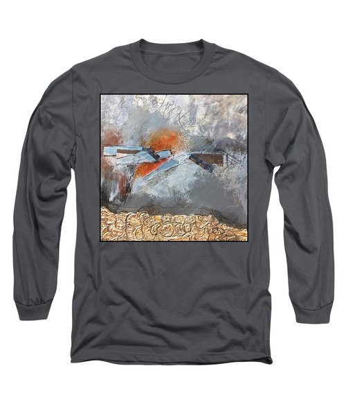 A Thousand Thoughts To Feel The Colors Long Sleeve T-Shirt