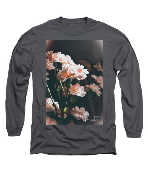 A Touch Of Georgia Sunlight - Macro Long Sleeve T-Shirt