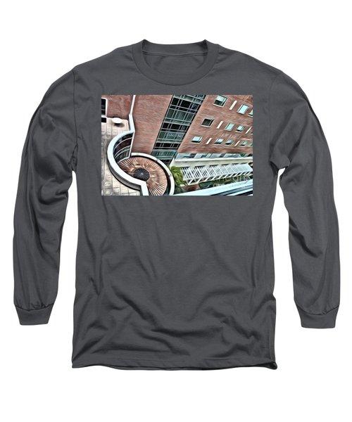 A Veiw From Above Long Sleeve T-Shirt