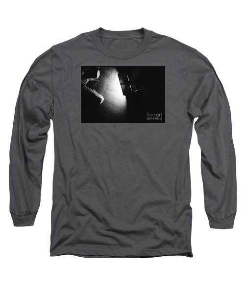 A View Of Future Beauty Long Sleeve T-Shirt by Steven Macanka