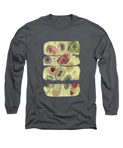 A Walk At The Beach Long Sleeve T-Shirt