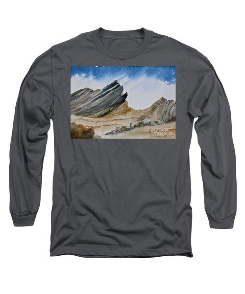 A Walk In The Desert Long Sleeve T-Shirt