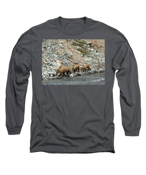 A Walk On The Wild Side Long Sleeve T-Shirt