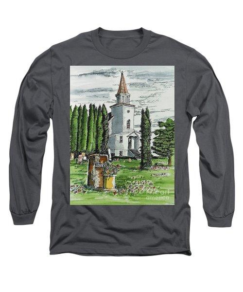 A Wisconsin Beauty Long Sleeve T-Shirt