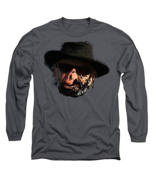 Aargh Long Sleeve T-Shirt by David and Lynn Keller