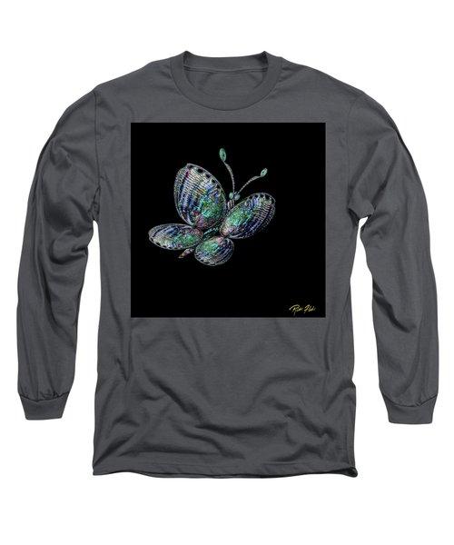 Abalonefly Long Sleeve T-Shirt