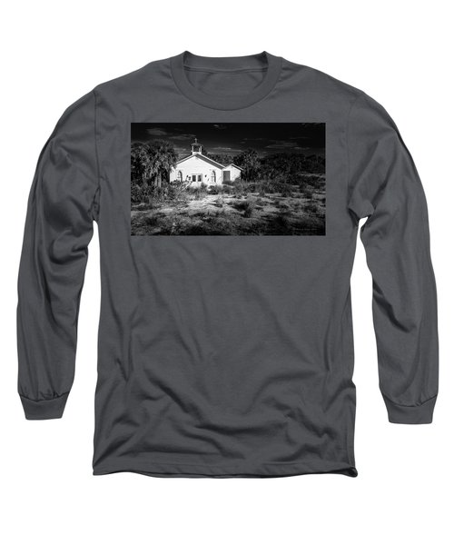 Long Sleeve T-Shirt featuring the photograph Abandon by Marvin Spates