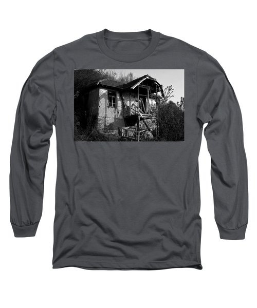 Abandoned And Forgotten 3 Long Sleeve T-Shirt