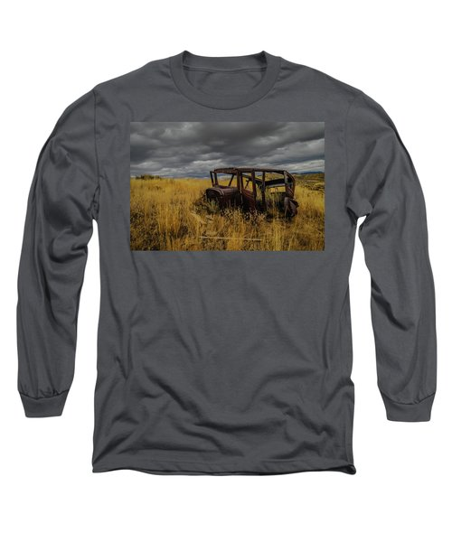 Abandoned Auto Long Sleeve T-Shirt