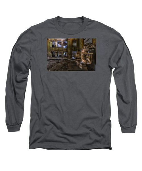 Abandoned Chapel Of An Important Liguria Family II - Cappella Abbandonata Di Famiglia Ligure 2 Long Sleeve T-Shirt