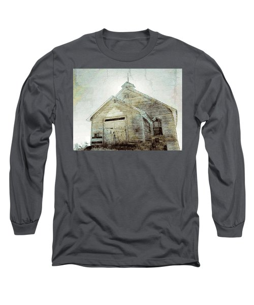 Abandoned Church 1 Long Sleeve T-Shirt