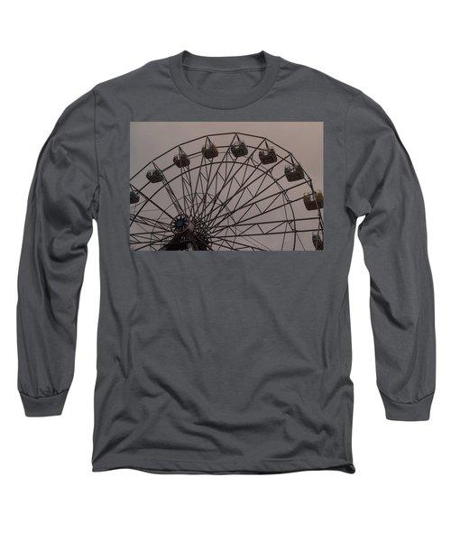 Abandoned Joy Long Sleeve T-Shirt