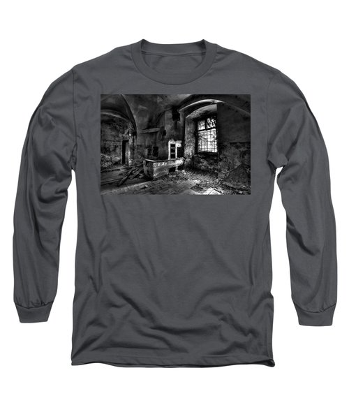 Abandoned Kitchen Long Sleeve T-Shirt