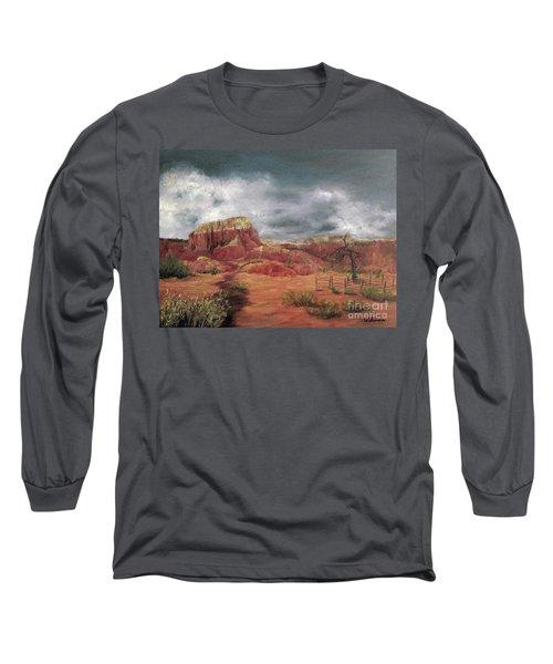 Abandoned  Ranch Long Sleeve T-Shirt