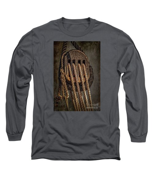 Aboard Long Sleeve T-Shirt