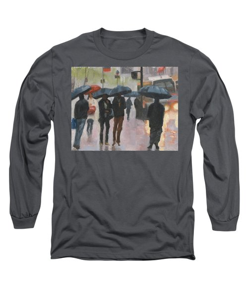About Town Long Sleeve T-Shirt