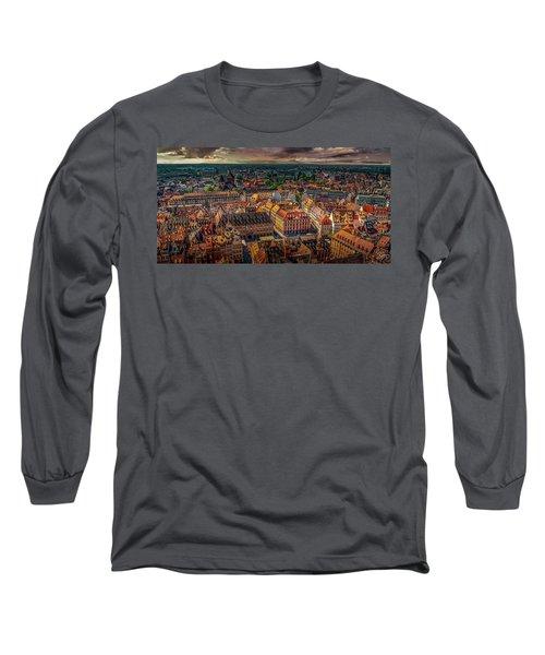 Above Strasbourg Long Sleeve T-Shirt