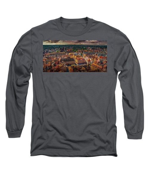 Above Strasbourg Long Sleeve T-Shirt