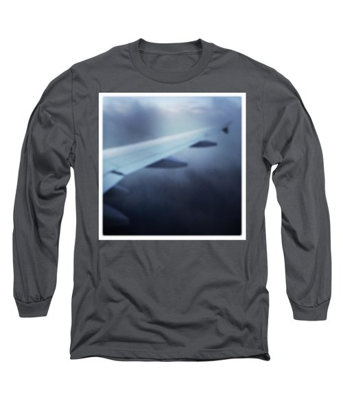 Above The Clouds 04 - Dreaming Long Sleeve T-Shirt