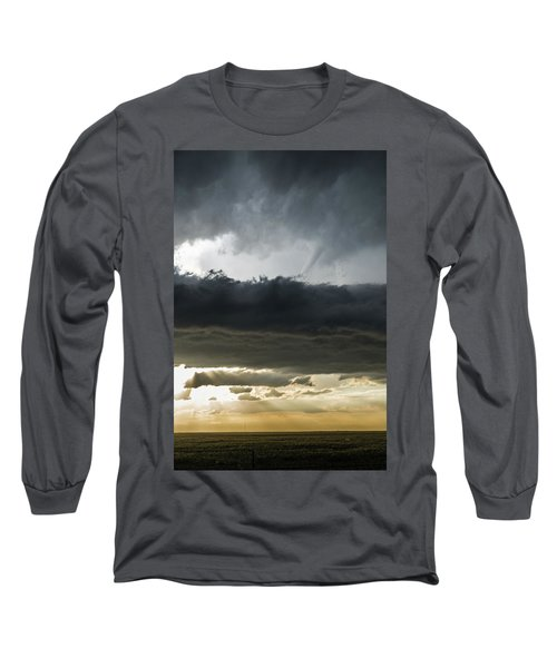 Above The Filament Long Sleeve T-Shirt