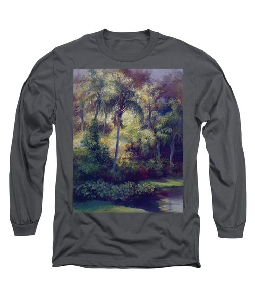 Above The Palms Long Sleeve T-Shirt
