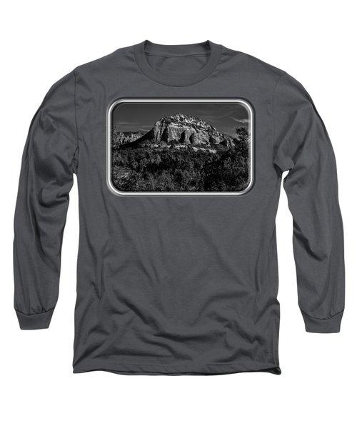 Above The Vortex Bw Long Sleeve T-Shirt