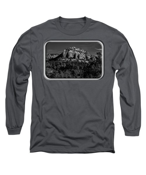 Above The Vortex Bw Long Sleeve T-Shirt