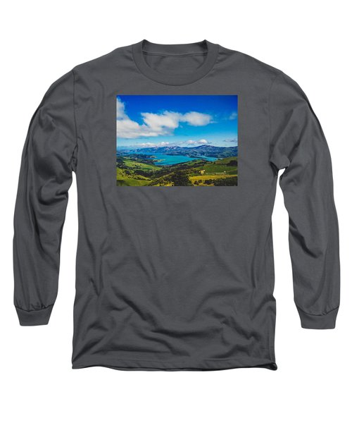 Above To Below Long Sleeve T-Shirt