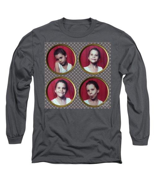 Abra Long Sleeve T-Shirt by Megan Dirsa-DuBois
