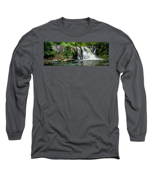 Abram Falls Long Sleeve T-Shirt