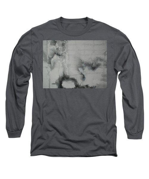 Long Sleeve T-Shirt featuring the painting Abstract #03 by Raymond Doward