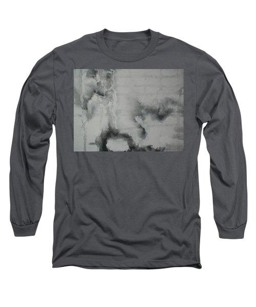 Abstract #03 Long Sleeve T-Shirt by Raymond Doward