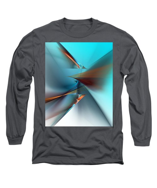 Abstract 040411 Long Sleeve T-Shirt