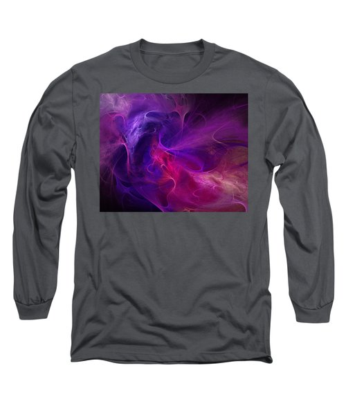 Abstract 111310b Long Sleeve T-Shirt