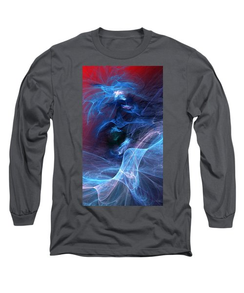 Abstract 111610 Long Sleeve T-Shirt