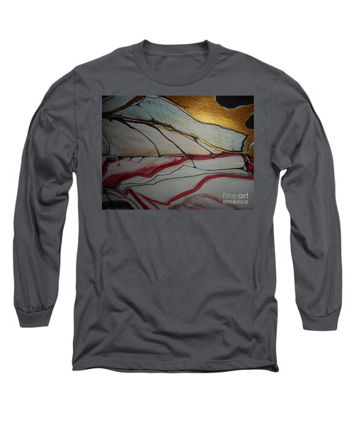 Abstract-12 Long Sleeve T-Shirt