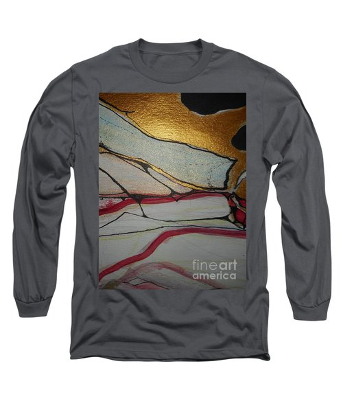 Abstract-12 Long Sleeve T-Shirt