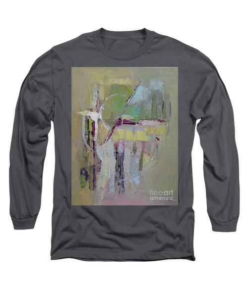 Abstract 1809a Long Sleeve T-Shirt
