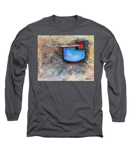 Abstract 200112 Long Sleeve T-Shirt