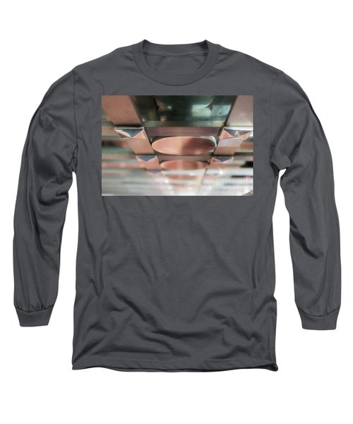 Abstract 218 Long Sleeve T-Shirt