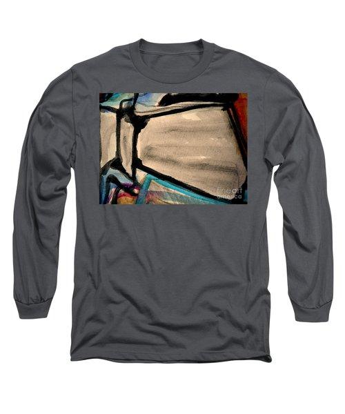 Abstract-22 Long Sleeve T-Shirt