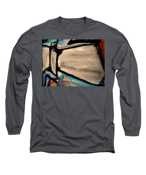 Abstract-22 Long Sleeve T-Shirt