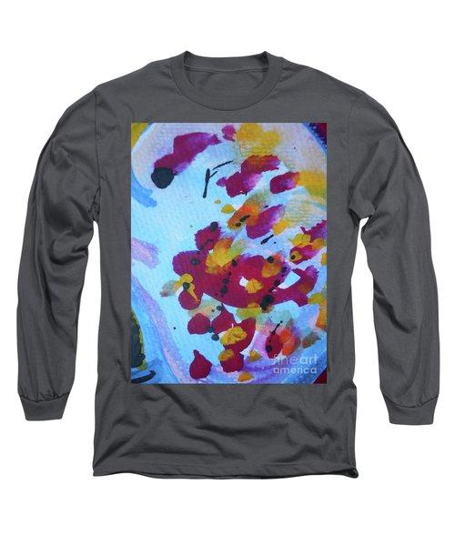 Abstract-6 Long Sleeve T-Shirt